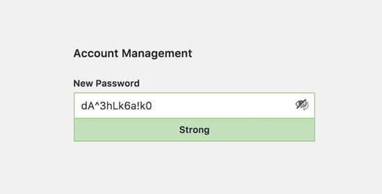 定期更改所有密码