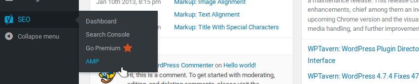 如何使用amp加速wordpress网站?厦门网站建设-WordPress安装教程