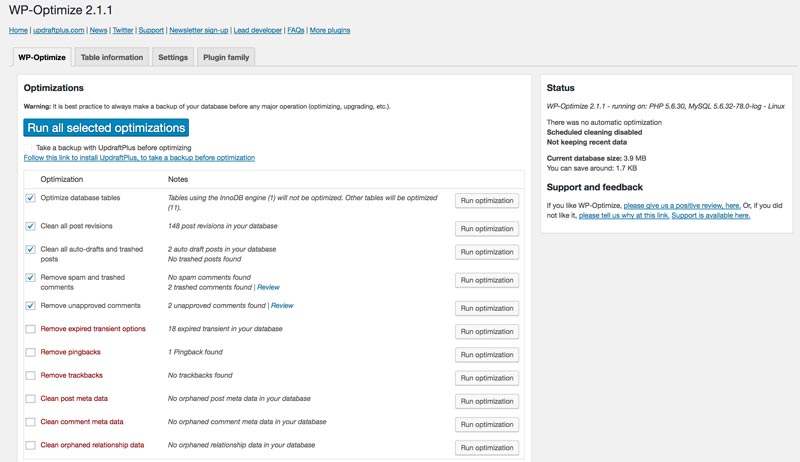 wordpress加速插件有六个插件推荐您使用-WordPress安装教程
