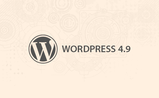 WORDPRESS 4.9 有哪些新功能-WordPress安装教程