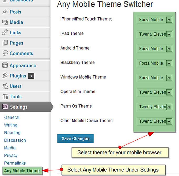 使用wordpress建设网站用什么插件可以让网站在移动端更好-WordPress安装教程