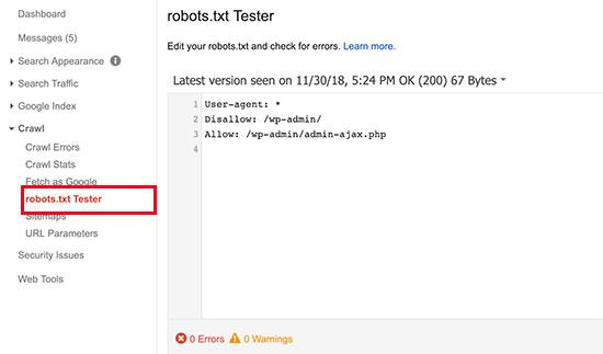 网站优化:如何针对SEO优化WordPress网站的 Robots.txt 文件-WordPress安装教程