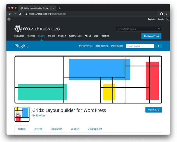 wordpress建站之将CSS网格引入WordPress布局-WordPress安装教程
