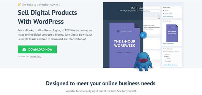 WordPress网站建设之使用WordPress销售虚拟商品方法-WordPress安装教程