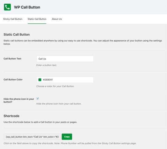 如何在网站中添加拨打电话按钮链接-WordPress安装教程