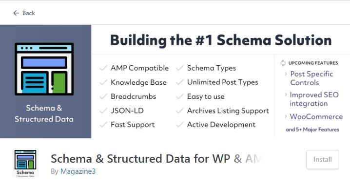 wordpress建站之5个用于WordPress的架构标记插件-WordPress安装教程
