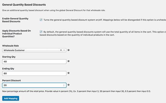 wordpress建站之如何在WooCommerce中添加批发定价-WordPress安装教程