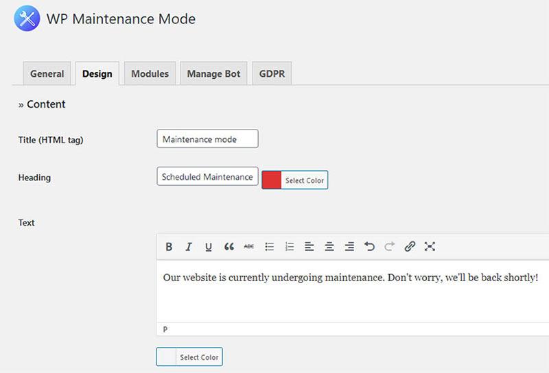 如何将WordPress暂停使用,或设置为维护模式-WordPress安装教程