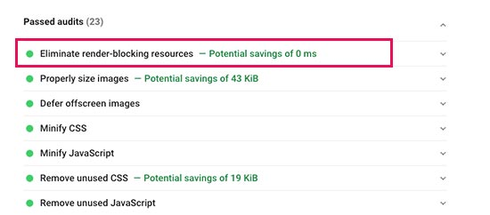 如何在WordPress中修复阻止渲染的JavaScript和CSS-WordPress安装教程