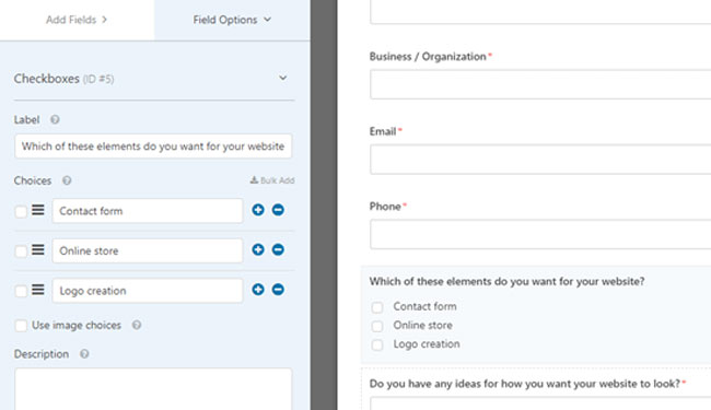 wordpres网站建设之如何在WordPress中创建请求报价单-WordPress安装教程
