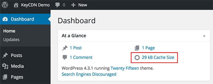 WordPress性能分析–通过HTTP请求进行分解